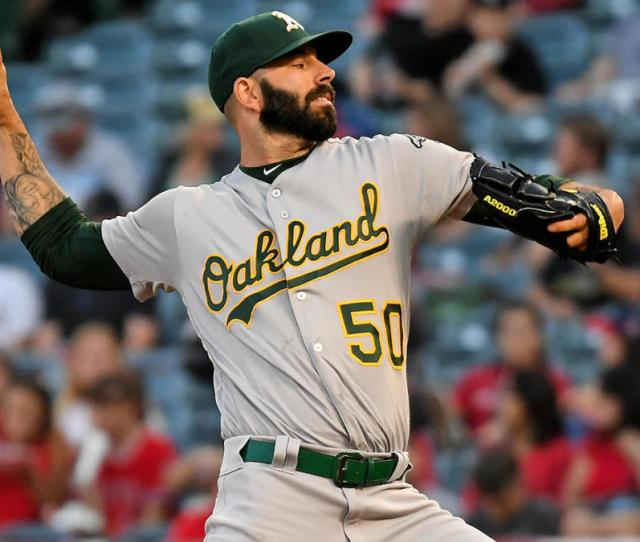 Mike Fiers Is Far From Perfect But He Should Be Appreciated For