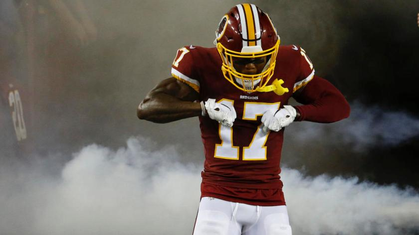 Redskins' Ron Rivera heaps praise on Terry McLaurin, views him as NFL's  next star wide receiver - CBSSports.com