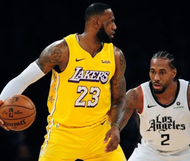 Lakers Vs Clippers Odds Line Spread  Nba Picks March