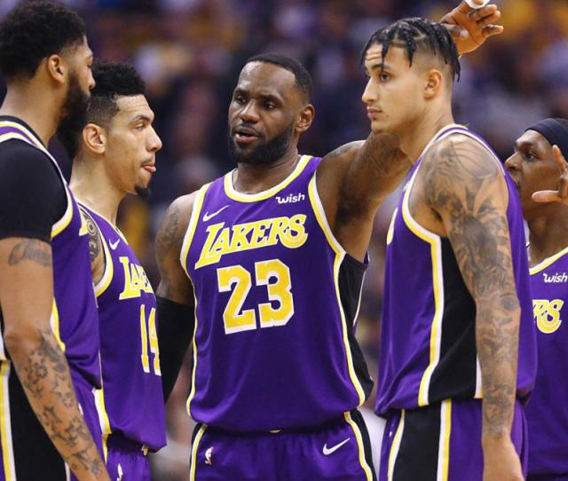 Lakers Small Ball Rockets Bench Units And Most Important