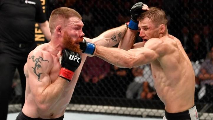 UFC Fight Night 168 results, highlights: Dan Hooker wins thrilling decision  over Paul Felder - CBSSports.com