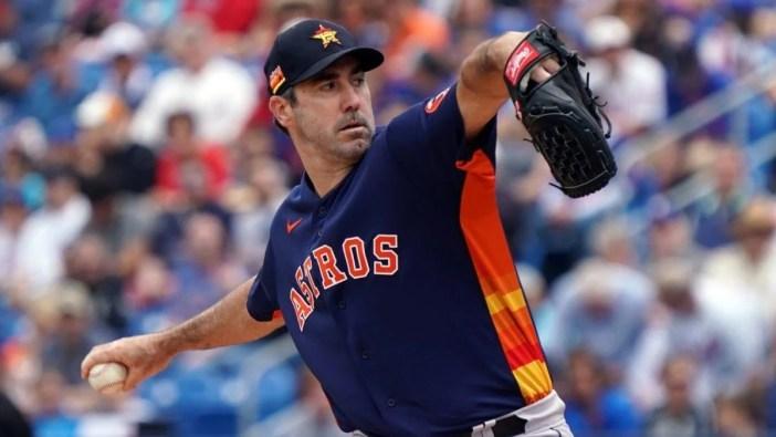 Justin Verlander injury: Astros ace shut down due to lat strain ...
