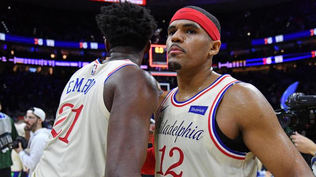 Tobias Harris admits 76ers had chemistry issues this season, now ...