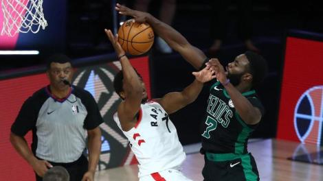 Celtics Vs Raptors Score Takeaway Boston Takes The Lead 2 0 In The Series With A Win From Behind To Beat Toronto Archysport