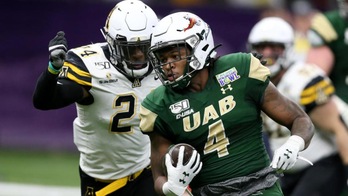 UAB vs. South Alabama odds, line: 2020 college football picks, predictions  from model on 13-1 run - CBSSports.com