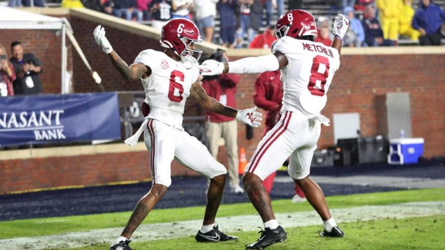 Alabama vs. Ole Miss score, takeaways: No. 2 Tide survive ...