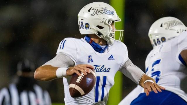 Tulsa vs. South Florida odds, line: 2020 college football picks,  predictions from model on 25-13 run - CBSSports.com