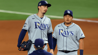 Rays pull Blake Snell in World Series Game 6 vs. Dodgers, and the  questionable move immediately backfired - CBSSports.com