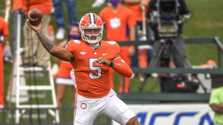 Clemson QB D.J. Uiagalelei: Three things to know about freshman likely to  start in place of Trevor Lawrence - CBSSports.com
