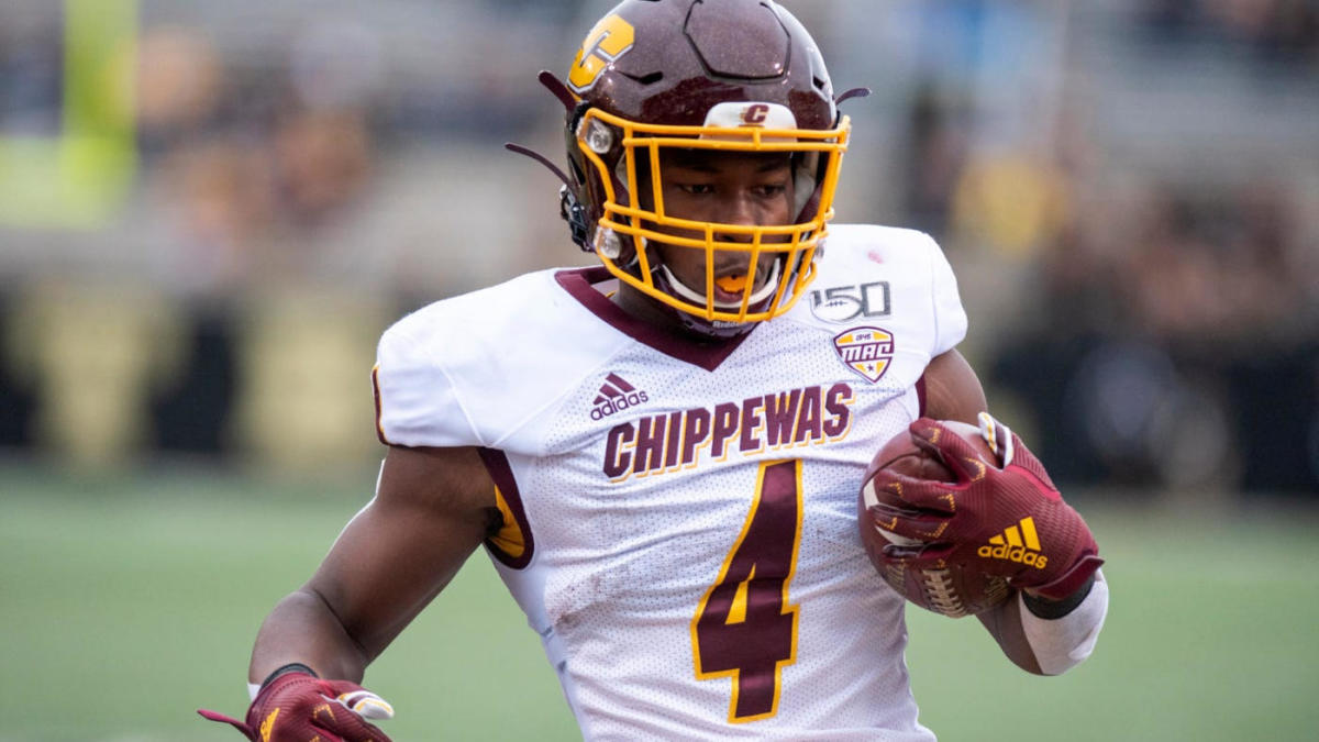 Ohio vs. Central Michigan odds, line: 2020 college football picks, MACtion  predictions from proven model - CBSSports.com