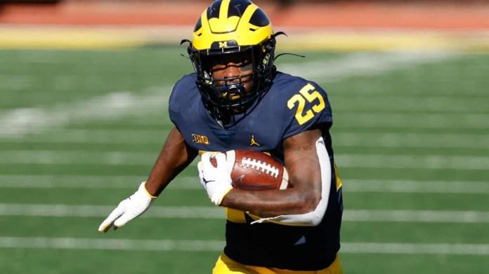 College football odds, picks, predictions for Week 10, 2020: Proven model backing Michigan, Arkansas