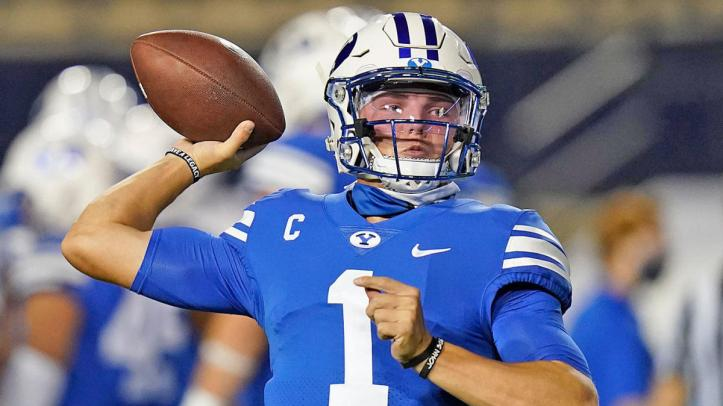 Zach Wilson 2021 NFL Draft profile: Fantasy football and dynasty outlook,  complete scouting report and more - CBSSports.com