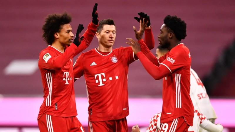 Borussia Monchengladbach vs. Bayern Munich: Bundesliga live stream, TV  channel, watch online, news, odds - CBSSports.com