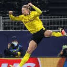 UEFA Champions League top scorers: Dortmund's Erling ...