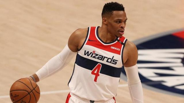 Russell Westbrook Washington Wizards