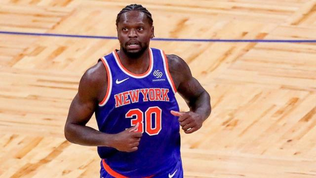 Julius Randle becomes first Knicks player to record multiple triple-doubles  in a season in over three decades - CBSSports.com