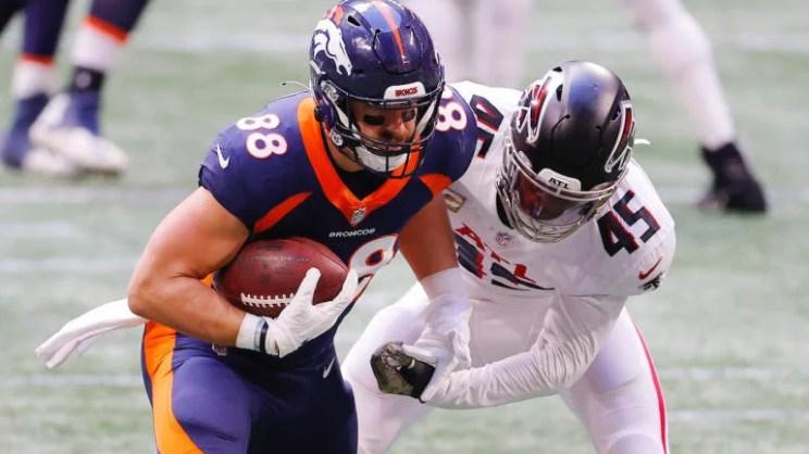 Denver Broncos v Atlanta Falcons