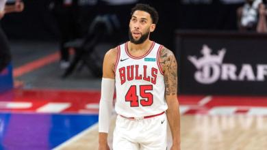 Bulls' Denzel Valentine submits candidate for worst shot of NBA season on crucial late possession vs. Heat