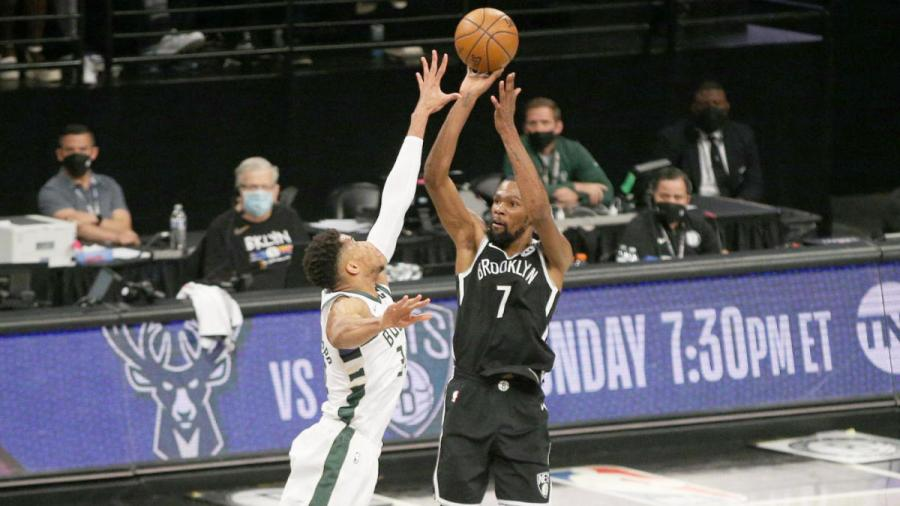 Nets Vs. Bucks: How A Two-minute Stretch Ended Milwaukee's ...