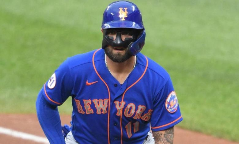 Mets' Kevin Pillar debunks photos and claims he used a bloody bat vs. Orioles, insisting it was pine tar