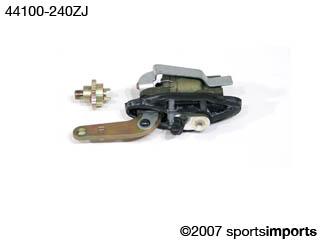 Rear Brake Cylinder Image