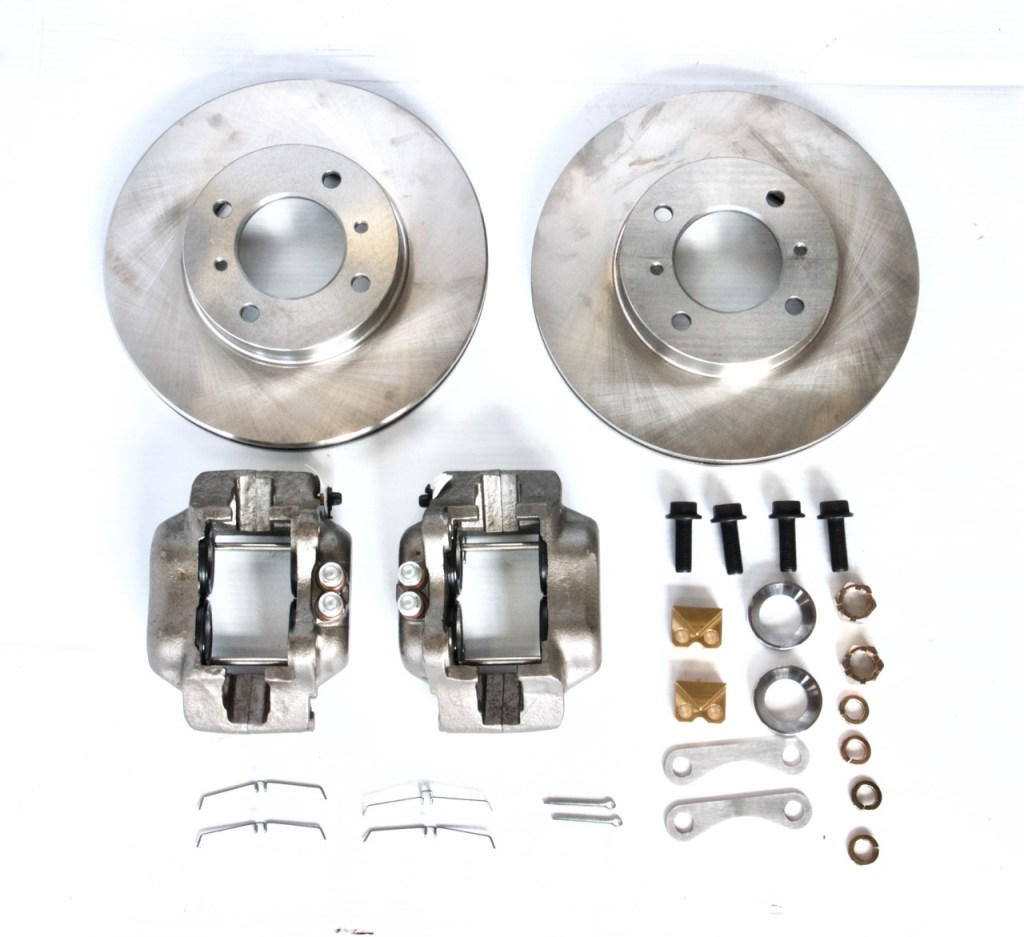 Competition Brake Kit Image