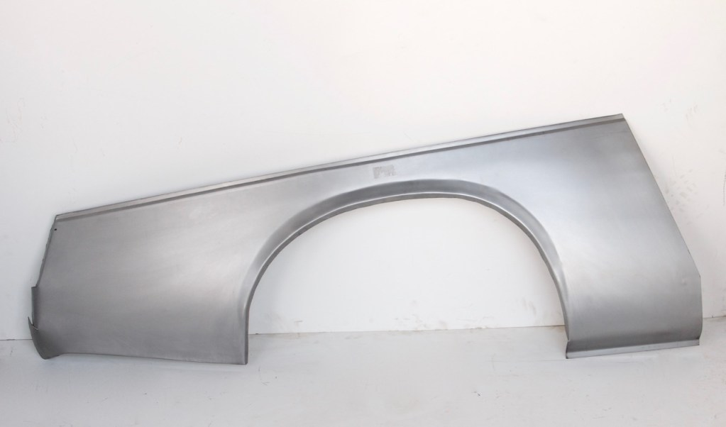 Right Rear Quarter Panel Image