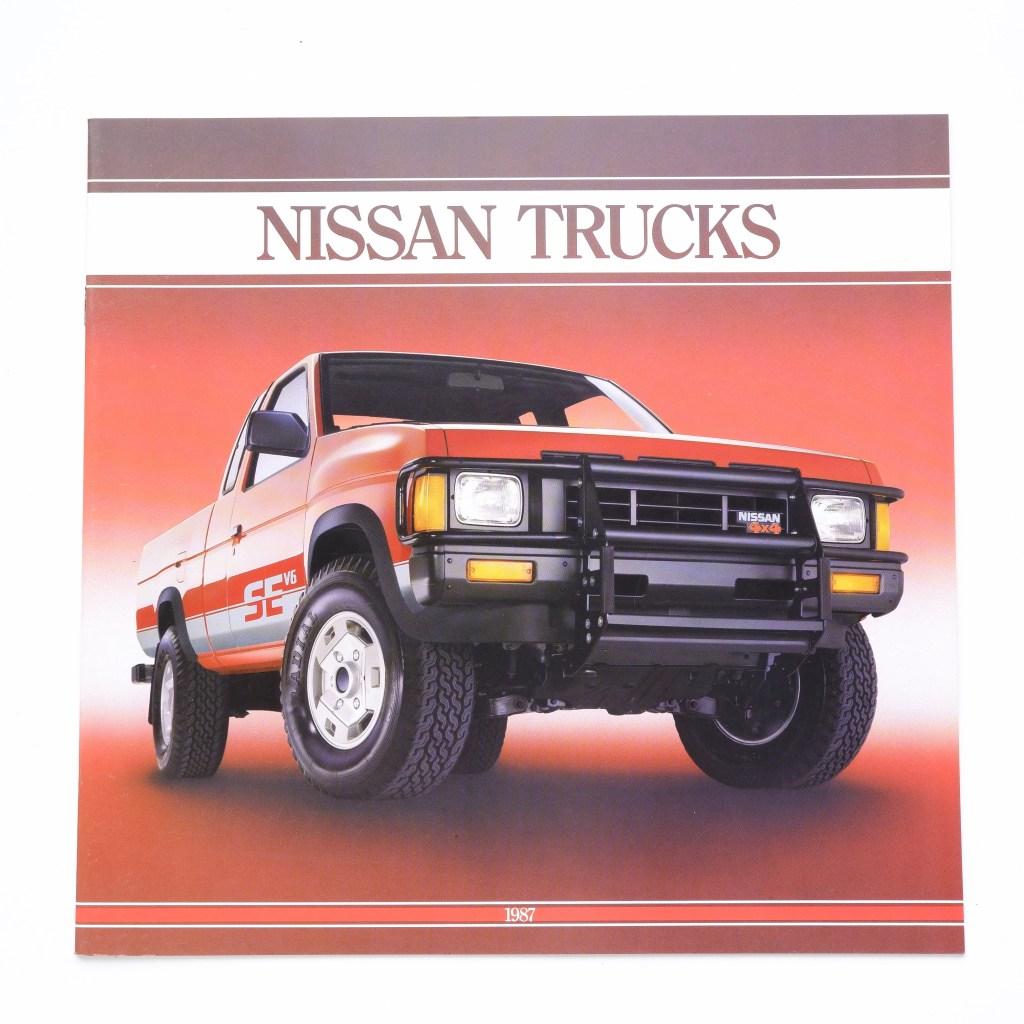 Nissan Trucks Image