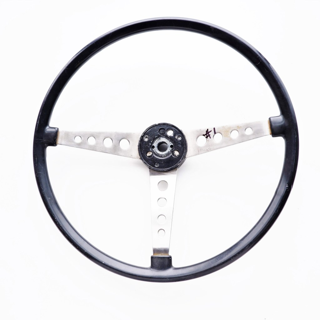 Steering Wheel 01 Image