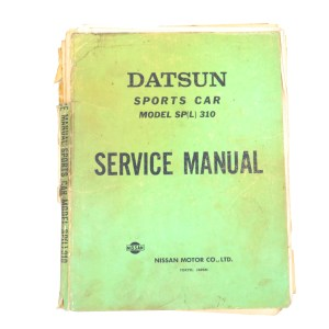 SPL 310 Service Manual Image