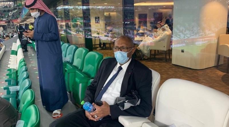 FECAFOOT URGENT : Seidou Mbombo Njoya suspendu de toute activité en relation avec le football