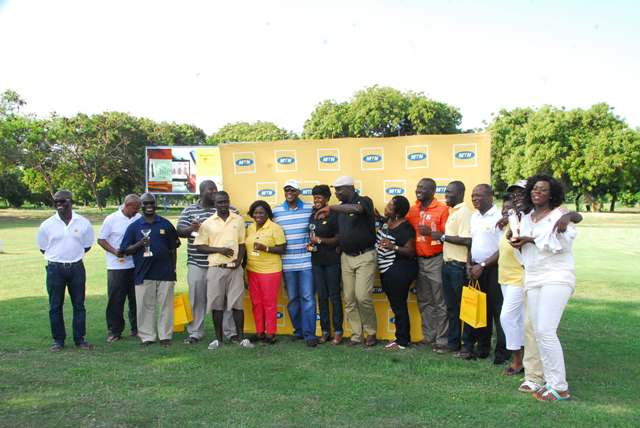 Group photograph of winners with Mr Serame Taukobong(middle),CEO of MTN (12)