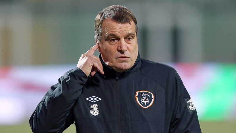 Marco Tardelli - also short-listed for the Black Stars job