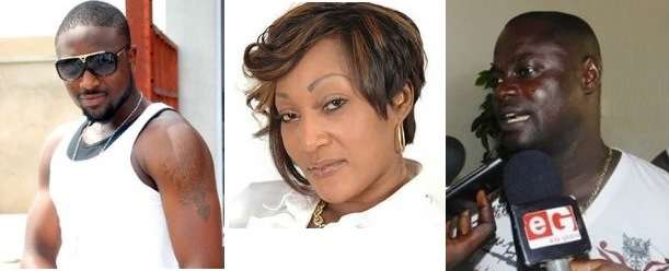 Elikem has confessed he ahd an affair with Gloria, ex-wife of former Black Stars player, Nii Odatey Lamptey