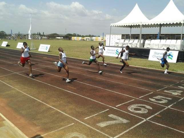 Ghana's fastest man