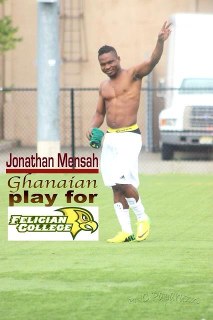 Jonathan Mensah no.2 now