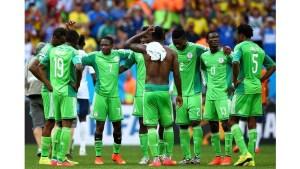 Nigeria crash out