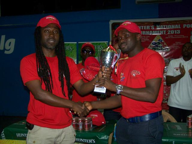 Shehu Bamidale is the defending champion after winning the 2013 tournament
