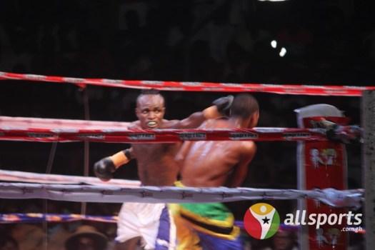 Tagoe vsr Momba action