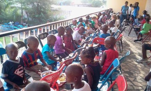 opharn kids feted