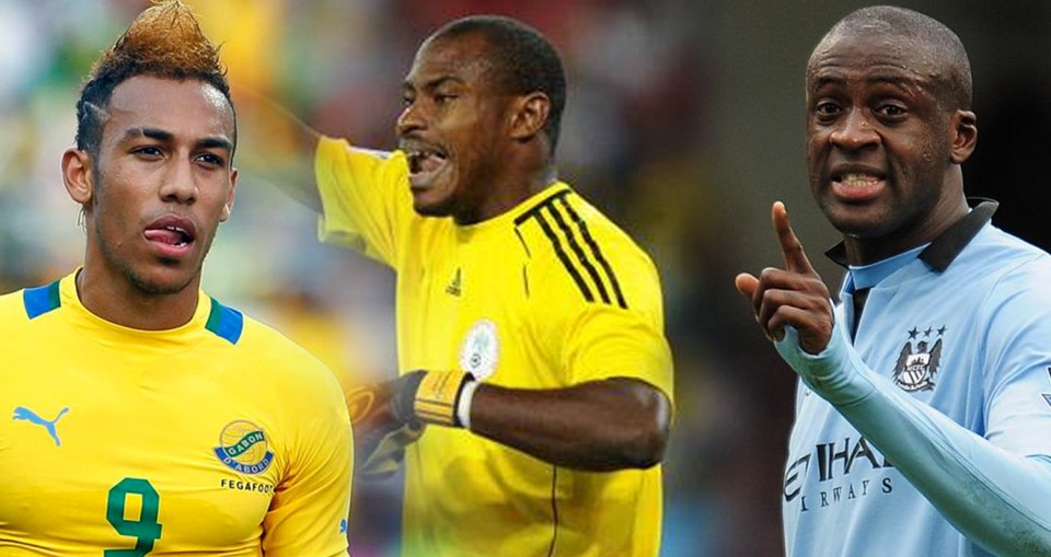 2014 Africa footballer of the year candidates