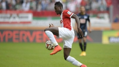 The Black Stars left back has impressed since switching to Augsburg this season