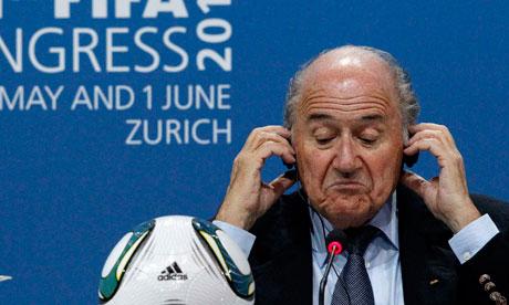 Blatter vrs law