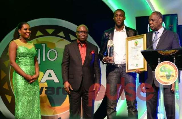 Yaya Toure wins Africa best again
