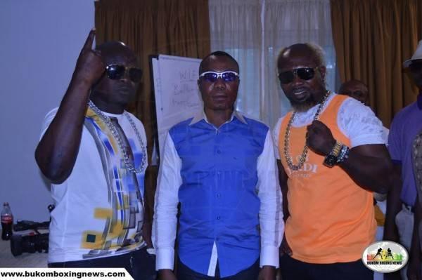Bukom Banku and Ayitey Powers rematch set for December 26 at the Kumasi Sports Stadium