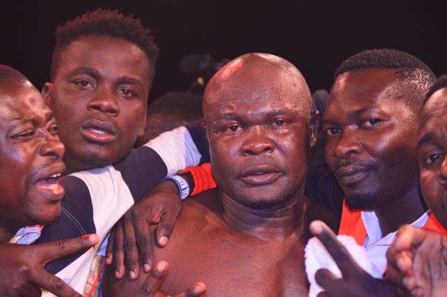 Banku vrs Powers rematch (4)