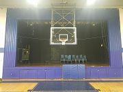 Gym Basketball Backboard Upgrades