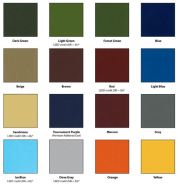 Tennis Court Painting Color Selection Tips