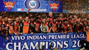 Winner's of IPL