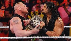 Roman Reigns: Biography, History, Achievements, wrestling carrer, world heavy weight champion.